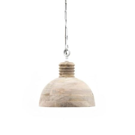 Hanglamp hout small