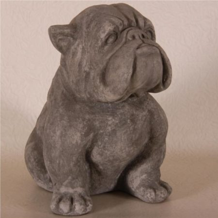 Cement bulldog